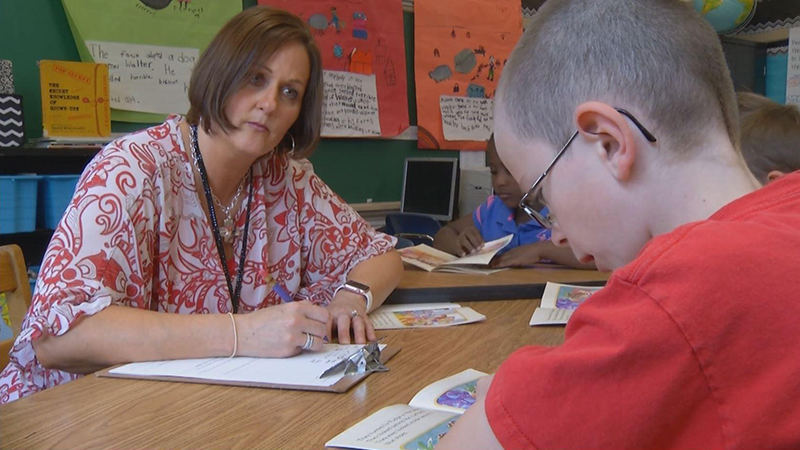 Inside the Classroom: ELA and Math