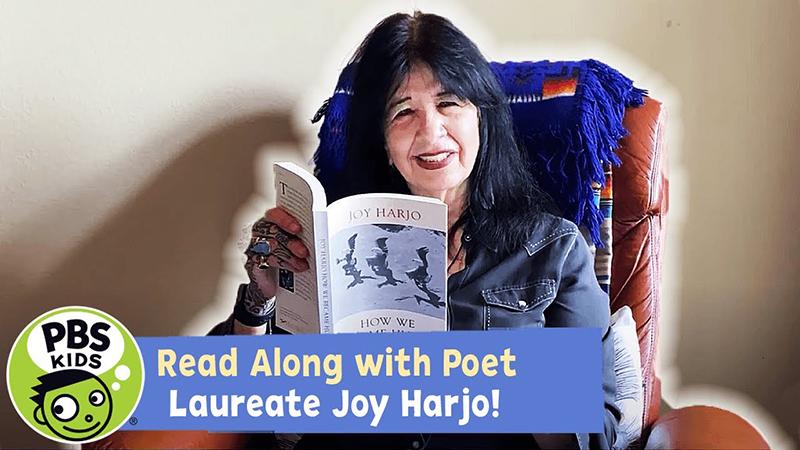 Read-Along with Poet Laureate Joy Harjo: Remember