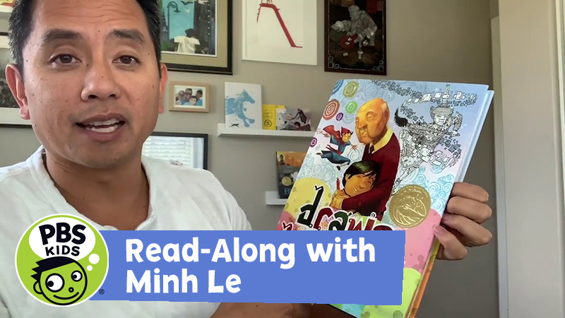 Read-Along with Minh Le: Drawn Together