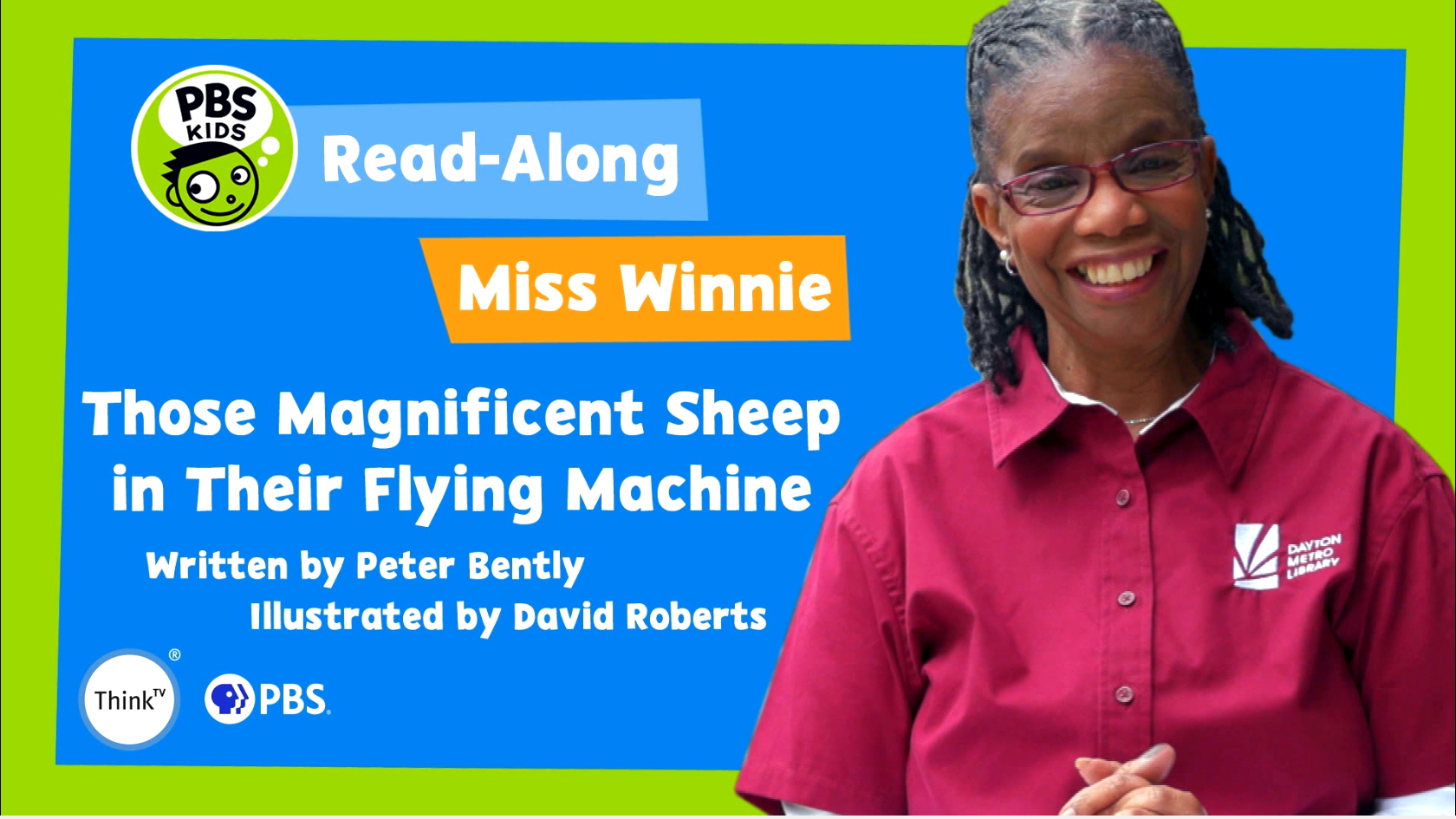 Those Magnificent Sheep and Their Flying Machine by Peter Bently