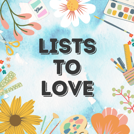 Lists to Love