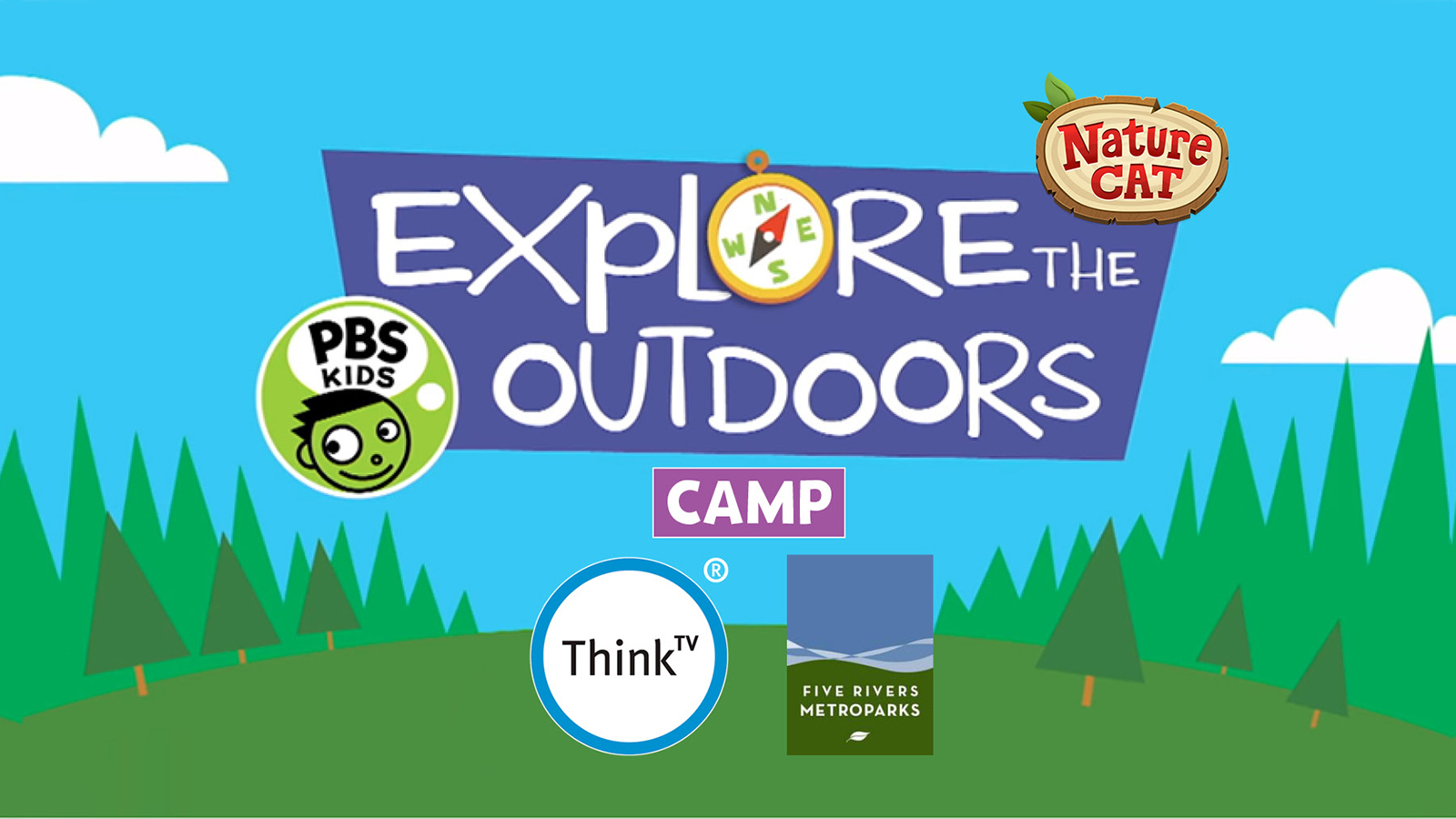 Explore the Outdoors Nature Camp
