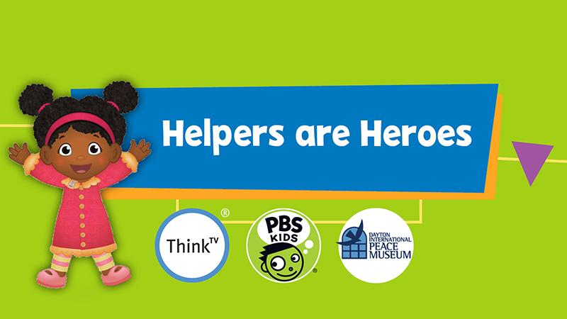 Helpers are Heroes