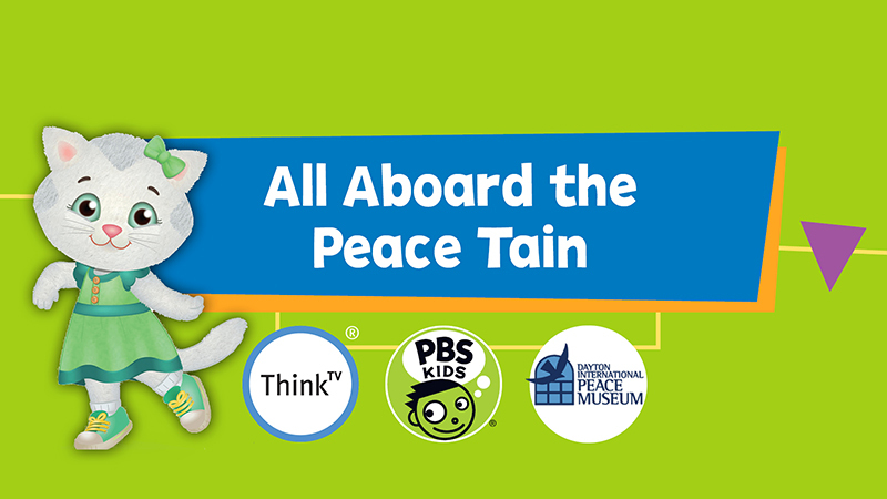 All Aboard the Peace Train