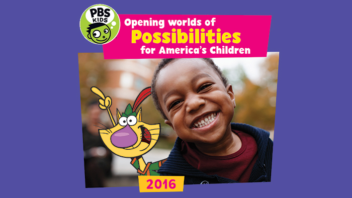 PBS Kids - Opening a World of Possibilities