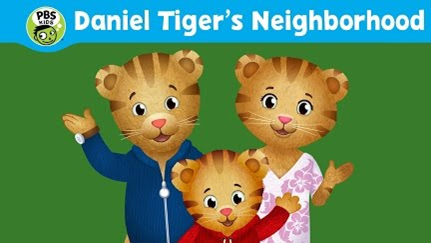 Daniel Tiger's Neighborhood Videos