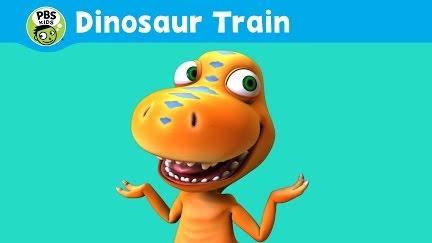 Dinosaur Train | The Finish Line