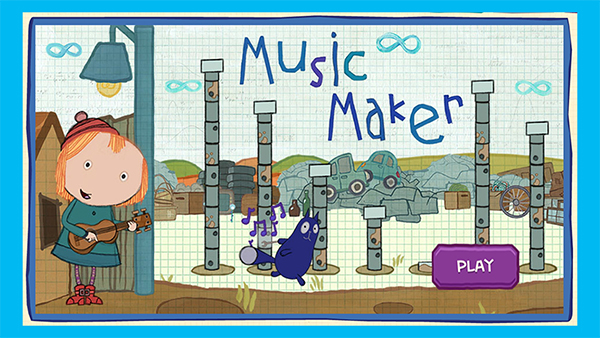 Peg + Cat Music Maker