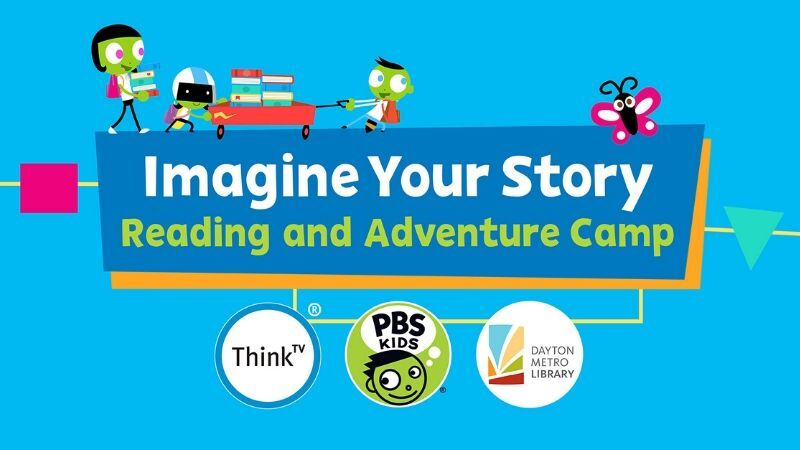 Imagine Your Story Camp