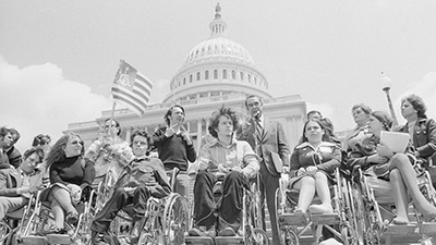 History of the Americans with Disabilities Act