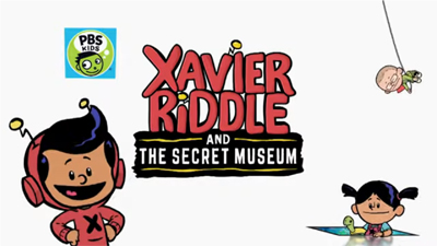 PBS Kids: Xavier Riddle and The Secret Museum