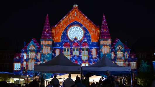 CET is proud to be a community partner for LumenoCity