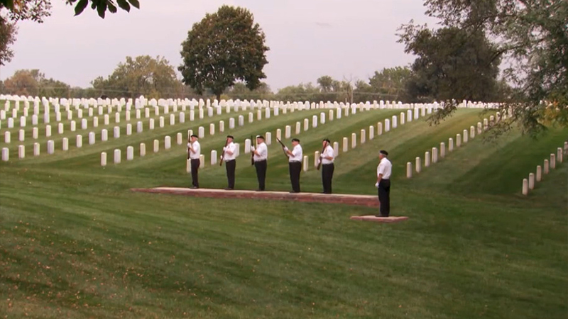 Dayton National Cemetery Honor Squad