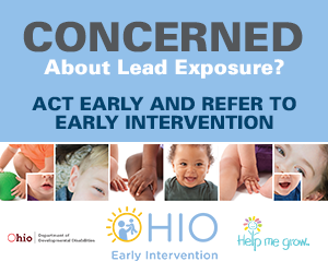 Concerned about led Exposure: Act Early and Refer to Early Intervention