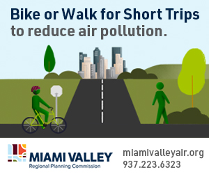 Miami Valle Regional Planning Commission - Bike or Walk for Short Trips, Reduce Air Pollution