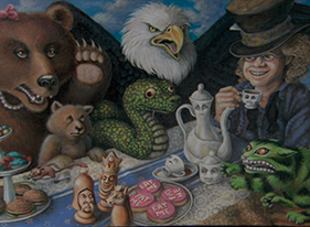 Dayton artist Amy Kollar