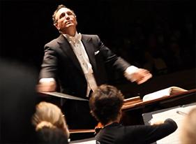 Dayton Philharmonic conductor Neal Gittleman