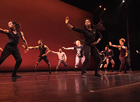 The Dayton Contemporary Dance Company (DCDC)