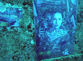 Plastic Ocean exhibition