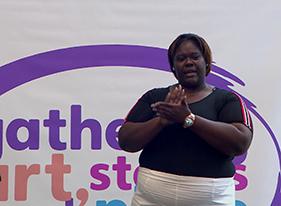 Deaf StorySlam