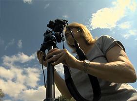 Houston-based photographer Syd Moen