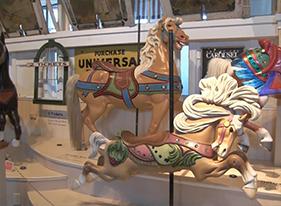 Merry-Go-Round Museum in Sandusky