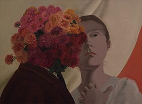 Artist Charlotte McGraw