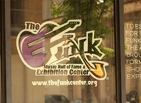Funk Music Hall of Fame and Exhibition Center