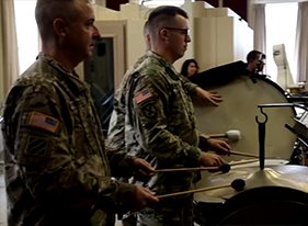 323D Army Band